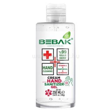 BEBAK antibakteriális gél 250 ml
