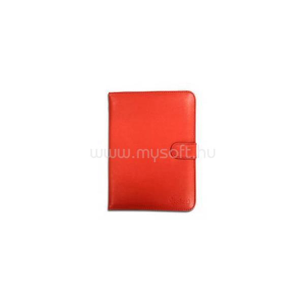 """BEKOOL Bekool6"""" piros univerzális E-book olvasó tok"""