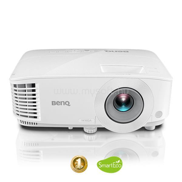 BENQ Projektor MW550 DLP, 1280x800 (WXGA), 3600 lm, 20000:1, VGA/2xHDMI