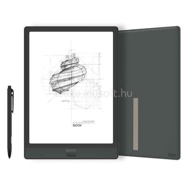 "BOOX Onyx e-book 10,3"" - Note 3 (E-Ink Mobius, Világítás 1872x1404; 1.8GHz Octa, 4GB/64GB, WiFi; BT5; 4300mAh; A10; Wac)"