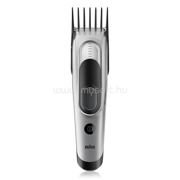 BRAUN HC5090 fekete-szürke hajvágó