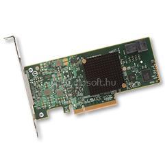 BROADCOM LSI MegaRAID SAS 9341-4i, 12Gb/s, SAS/SATA 4-port, RAID 0/1/5/10/50, PC
