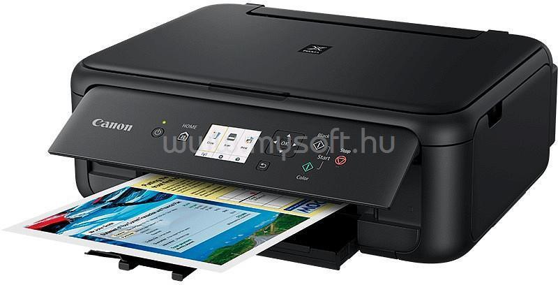 CANON PIXMA TS5150  színes tintasugaras multifunkciós nyomtató (fekete)
