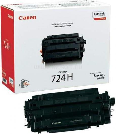 CANON Toner CRG-724H 12 000 oldal