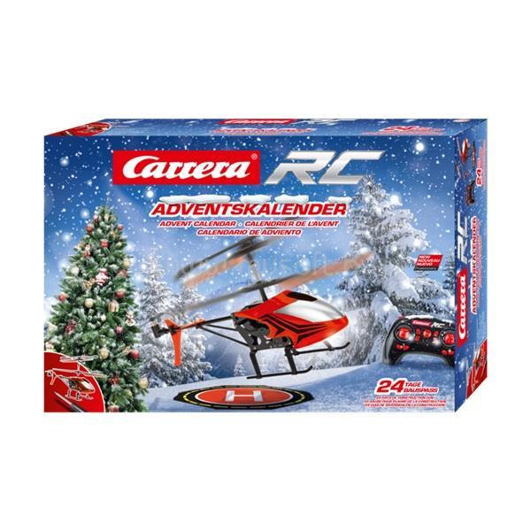 CARRERA 501042 Adventi naptár RC helikopter