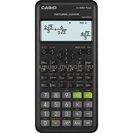 CASIO FX-82ES Plus 2E Tudományos számológép