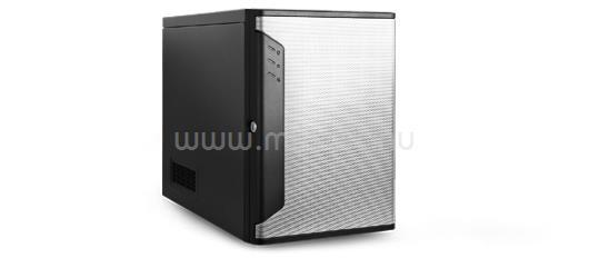 CHENBRO chassis SR30169T3 mini-ITX 12Gb/s 4-Ports SAS/SATA BP, Tool-lesss HDD Tr