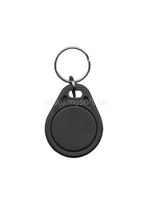CONTROL CON-TAG/BLACK/125kHz EM/RFID/Fekete/Proximity kulcstartó