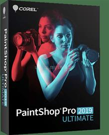 corel PaintShop Pro 2019 ULTIMATE ML Mini Box, PSP2019ULMLMBEU