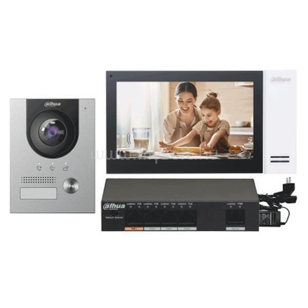 DAHUA KTP01(F) IP video kaputelefon szett