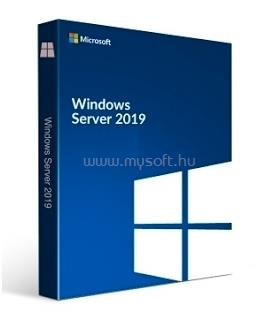 MICROSOFT Windows Server 2019 Essentials 64-bit 1-2 CPU HUN DVD Oem 1pk szerver szoftver