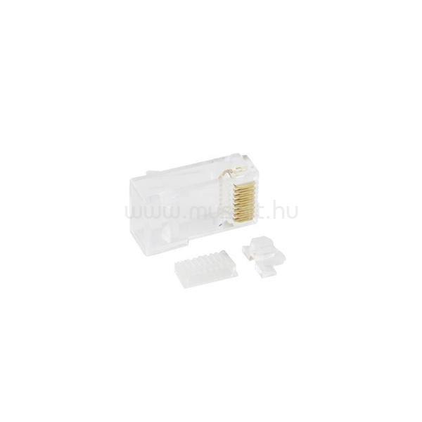 DELTA Moduláris dugó 8P8C, UTP patch kábelre - Cat.6