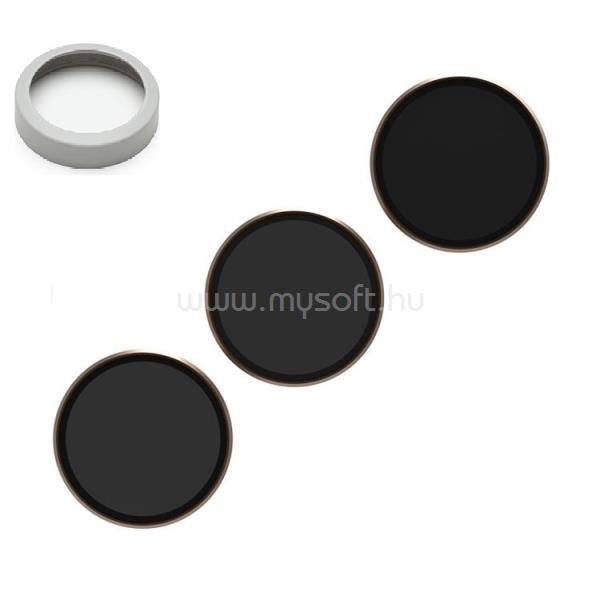 DJI Phantom 4 filter pack (UV, ND4, ND8, ND16)