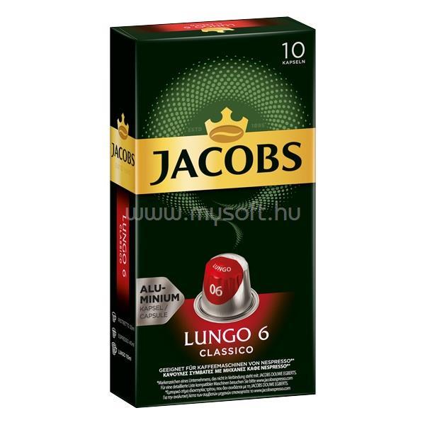 DOUWE EGBERTS Jacobs Lungo Classico 10 db kávékapszula