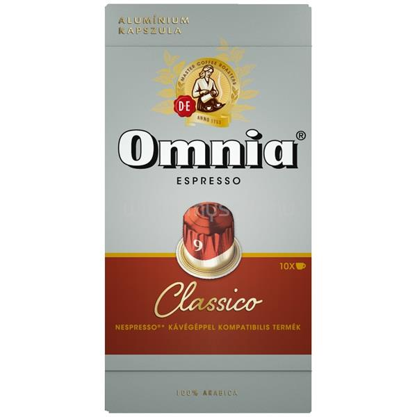 DOUWE EGBERTS Omnia NCC Classico 10 db kávékapszula