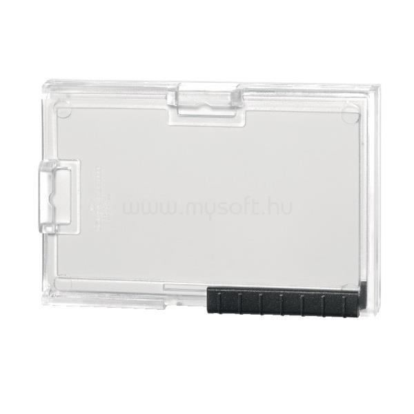 DURABLE Pushbox 2 kártyához 1db biztonsági kártyatartó
