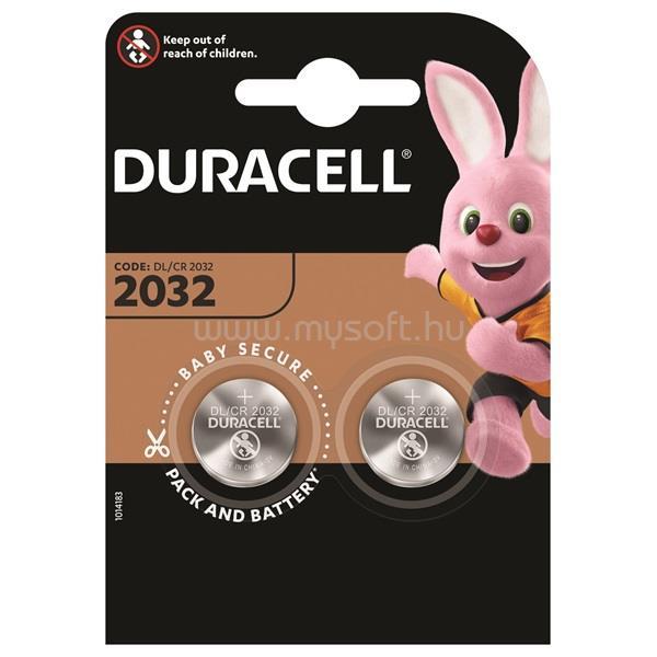 DURACELL DL2032 2 db elem - DL