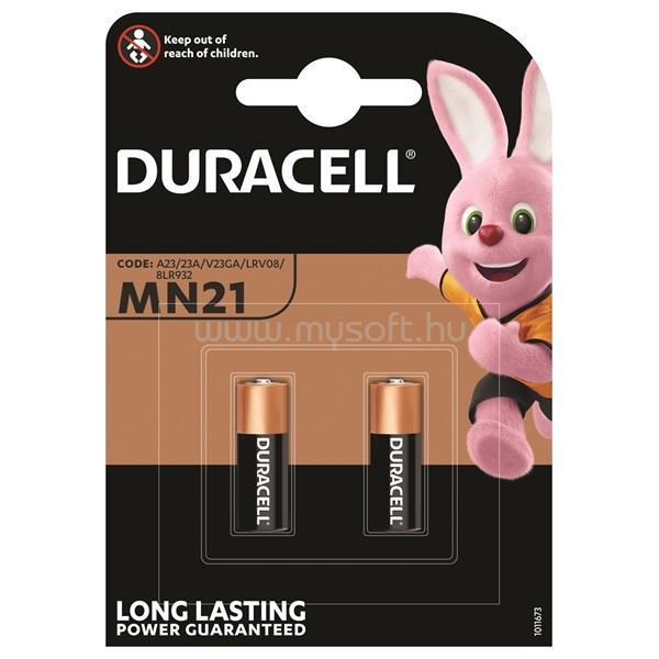 DURACELL MN21 2 db elem - DL