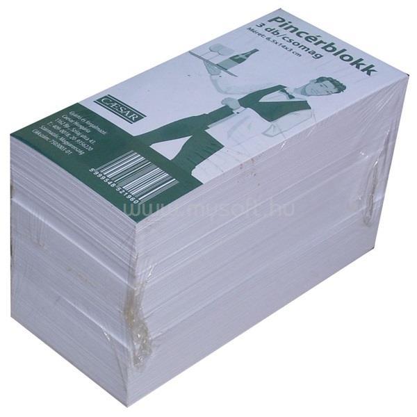 EGYEB BELFOLDI 7x15x3cm 3db/csomag pincérblokk