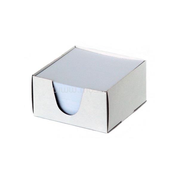 EGYEB BELFOLDI 8,5x8,5x4,5cm dobozos kockatömb