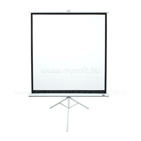 """ELITESCREEN EliteScreens 71"""" (1:1) mobil háromlábú vászon  T71NWS1 (127 x 127 cm, Fehér)"""