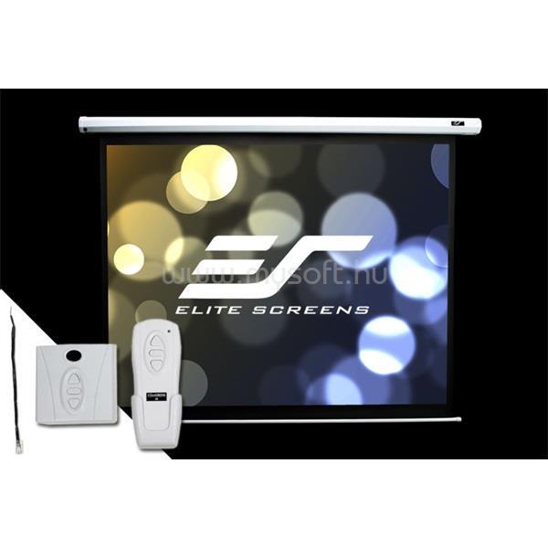"ELITESCREEN EliteScreens 84"" (4:3)  motoros fali vászon Spectrum Electric84V (171 x 128 cm, Fehér)"