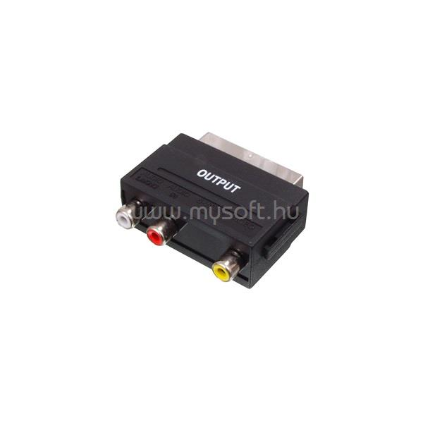 EMOS K9304 Scart adapter