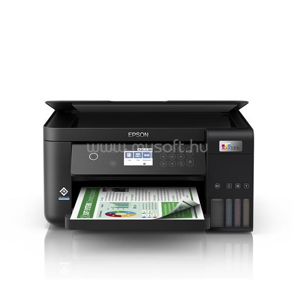 EPSON EcoTank L6260 külső tintatartályos nyomtató