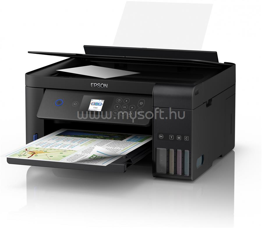 EPSON L4160 EcoTank külső tintatartályos nyomtató