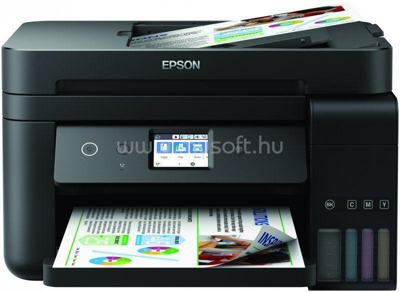 EPSON L6190 EcoTank külső tintatartályos nyomtató