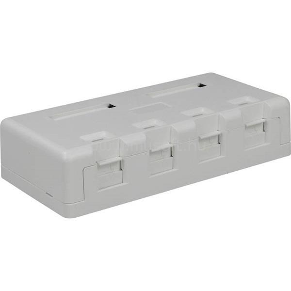 EXCEL Falon kívüli doboz 1 Port Üres