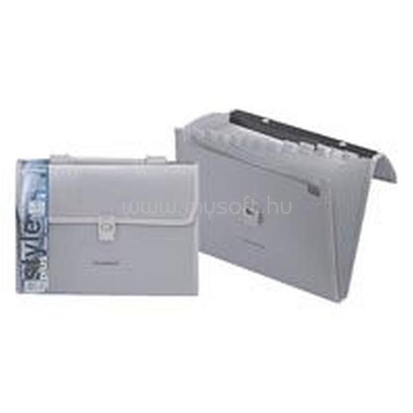 FOLDERMATE ezüst irattartó táska