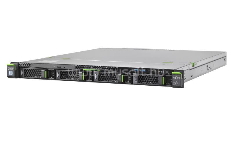 FUJITSU PRIMERGY RX1330 M4 1U Rack ONBOARD RAID 1x E-2224 1x 450W NO iRMC 4x 3,5