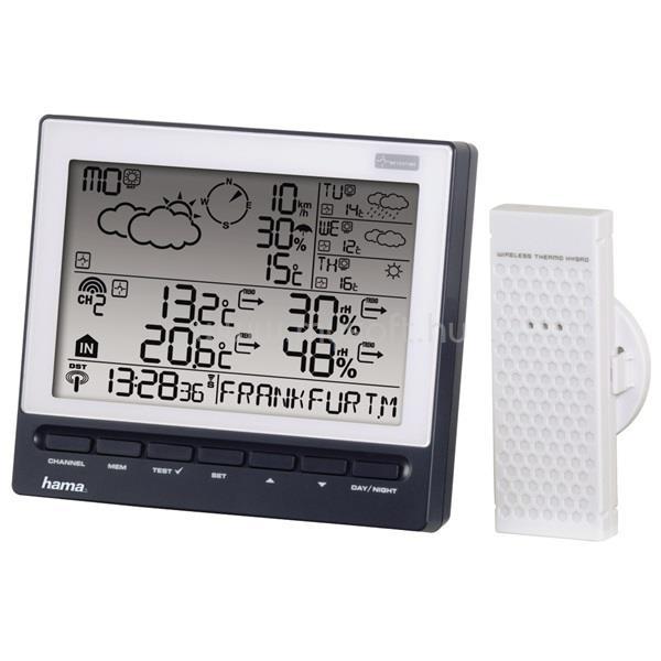 """HAMA 123131 """"WFC-970"""" időjárás állomás"""
