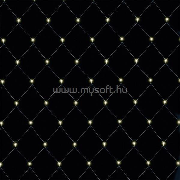 HOME KLN 400C/WW 6x4m melegfehér/kültéri 400 LED világító háló