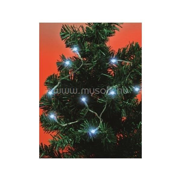 HOME MLC 20/BL LED-es mini fényfüzér, 20 kék LED