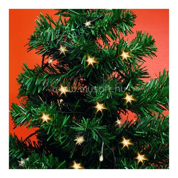 HOME MLC 20/WW 1,9m/20 LED/beltéri/8 program/meleg fehér karácsonyi fényfüzér