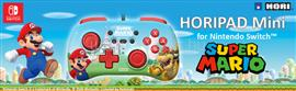 HORI Nintendo Switch HORIPAD Mini (Super Mario) NSW-276U small