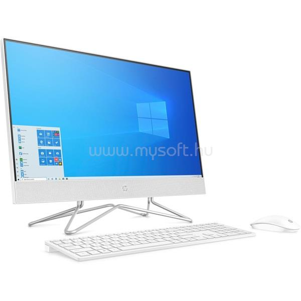 HP 22-df0006nn All-in-One PC fehér 1T0D7EA_12GB_S large