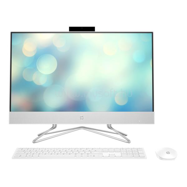 HP 24-df0006nn All-in-One PC (fehér) 1T0E5EA large