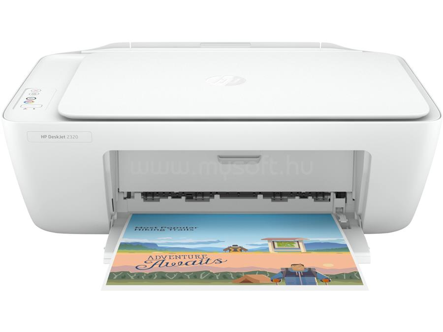 HP DeskJet 2320 színes multifunkciós tintasugaras nyomtató