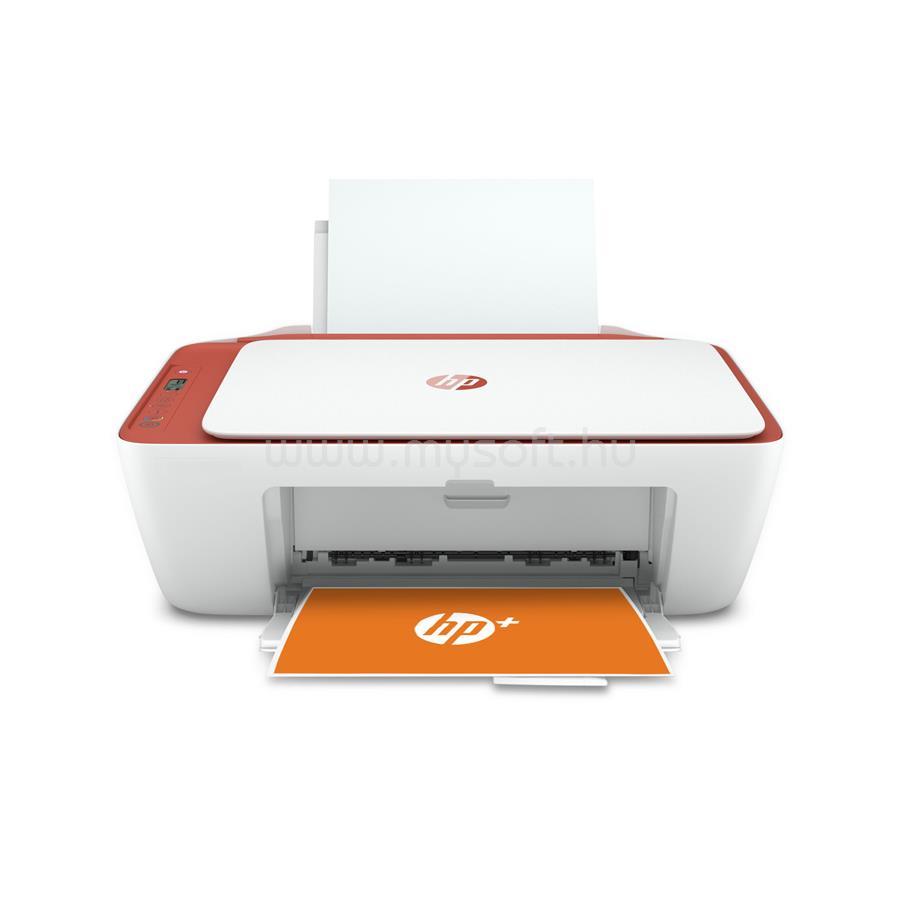 HP DeskJet 2723E színes multifunkciós HP+ tintasugaras nyomtató 6 hónap Instant Ink próbaidőszakkal
