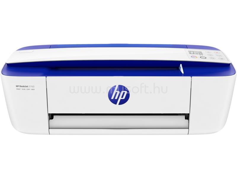 HP DeskJet 3760 színes multifunkciós tintasugaras nyomtató