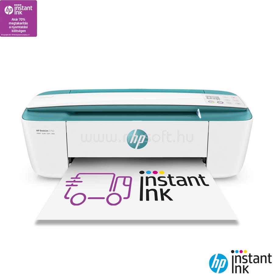 HP DeskJet 3762 tintasugaras multifunkciós nyomtató