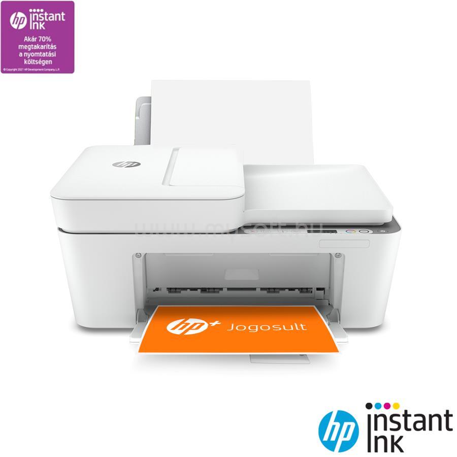 HP DeskJet Plus 4120E tintasugaras multifunkciós nyomtató