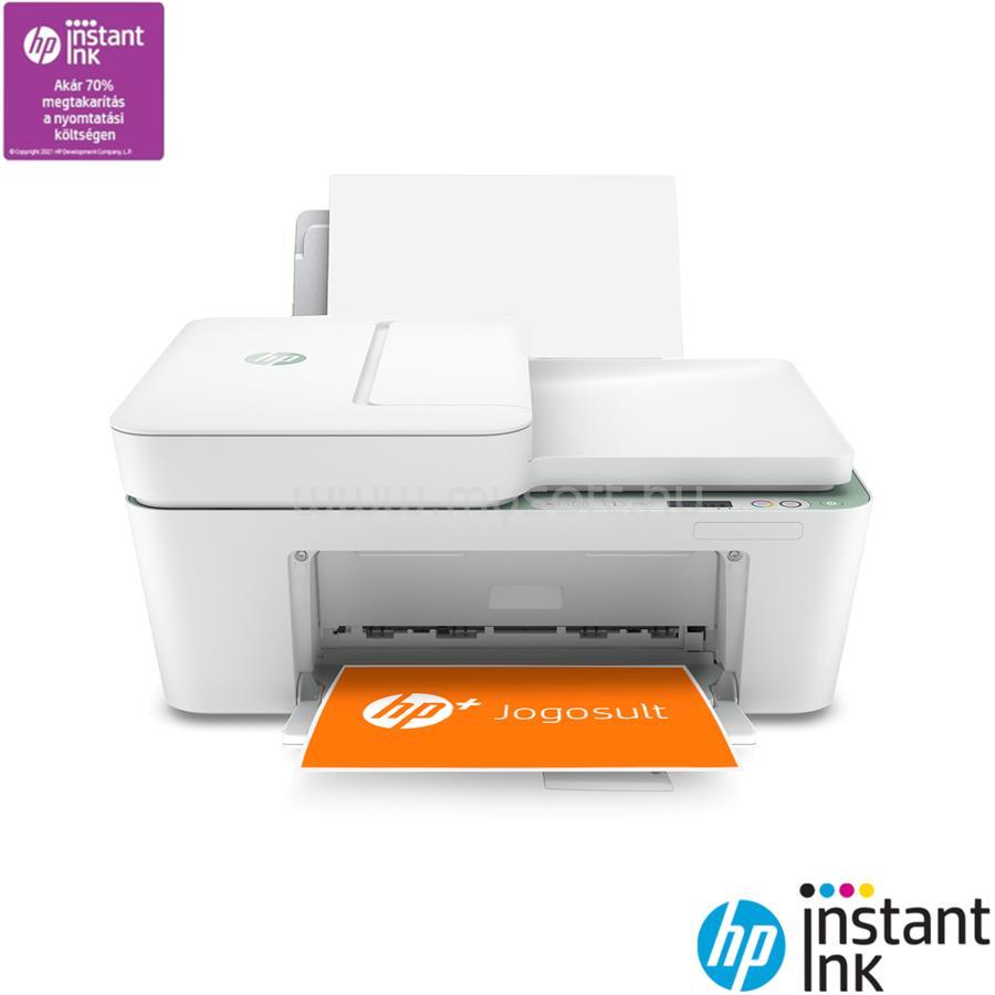 HP DeskJet Plus 4122E tintasugaras multifunkciós nyomtató