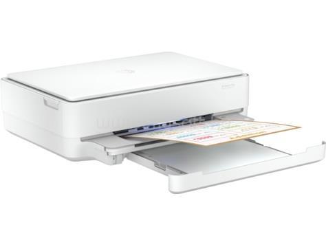HP DeskJet Plus 6075 Multifunkciós Nyomtató