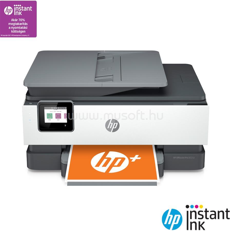 HP OfficeJet 8012E színes multifunkciós tintasugaras nyomtató