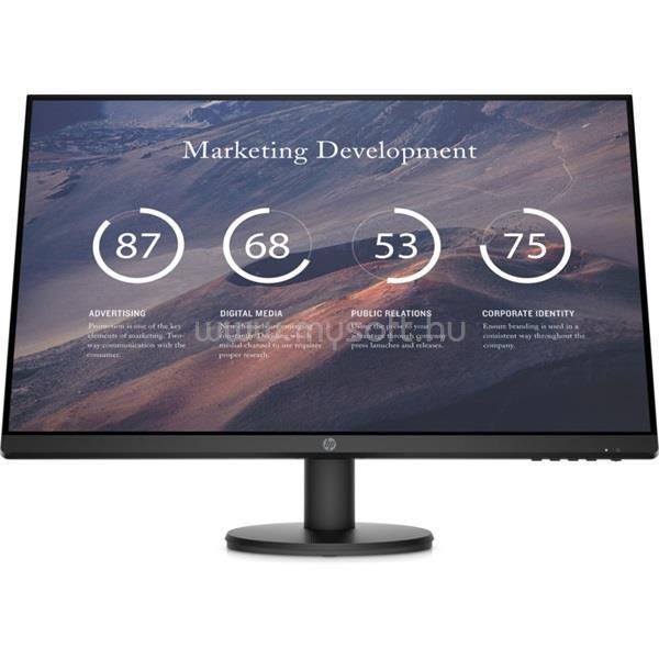 HP P27v G4 Monitor