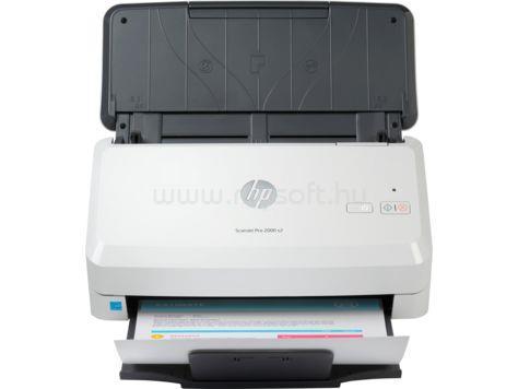 HP ScanJet Pro 2000s2 Lapáthúzós Szkenner